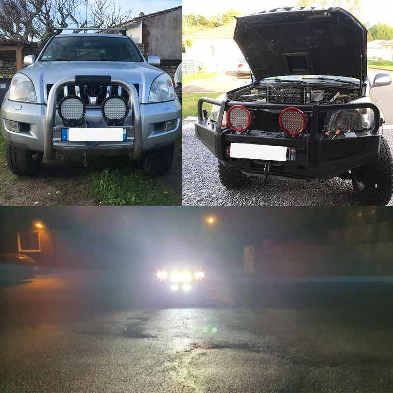 """Crek 9 """"378W Offroad LED Kerja Lampu Bar 4X4 SUV ATV Lampu Kerja LED Lampu Kapal LED cari Cahaya untuk 4WD 4X4 Offroad SUV ATV Perahu Mobil"""