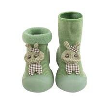 Нескользящая обувь на резиновой подошве для маленьких мальчиков