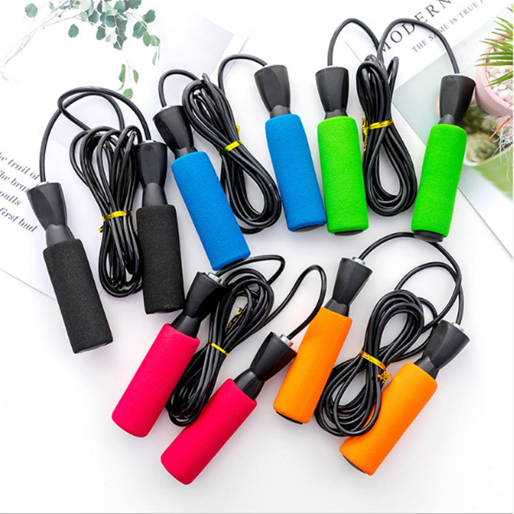 Genuine Product Jian De Pretty Sponge Bearing Jump Rope Manufacturers Direct Selling The Academic Test For The Junior High Schoo