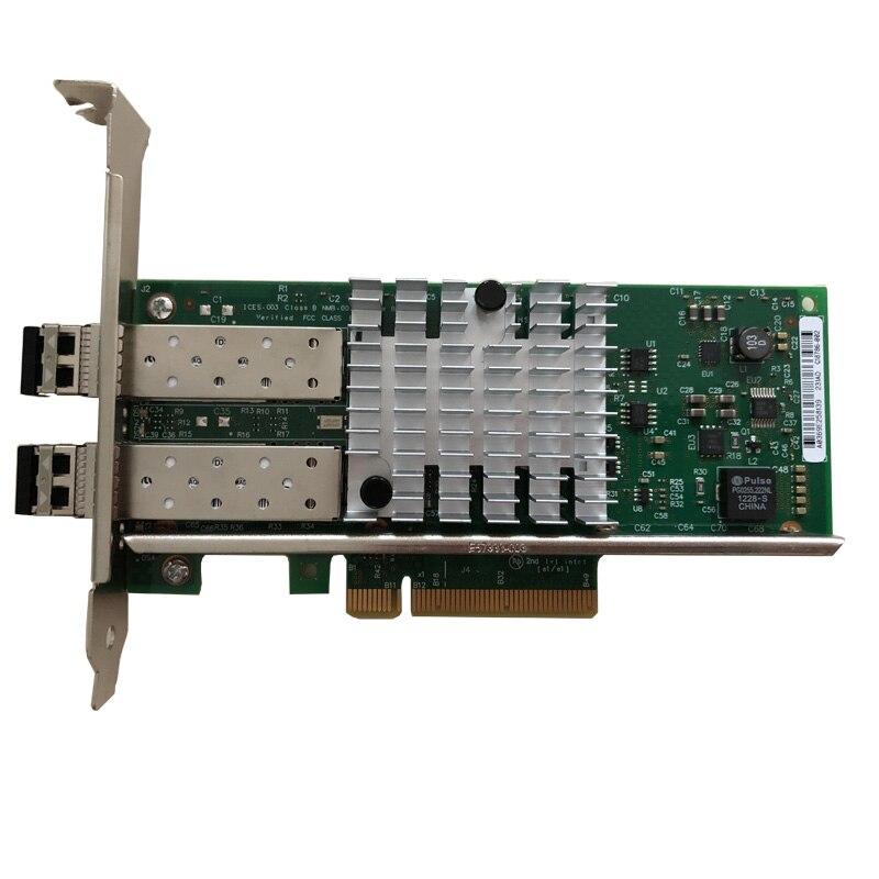 INTEL ORIGINAL INTEL E10G42BFSR X520-SR2 10GBE DUAL OPTICAL NEW