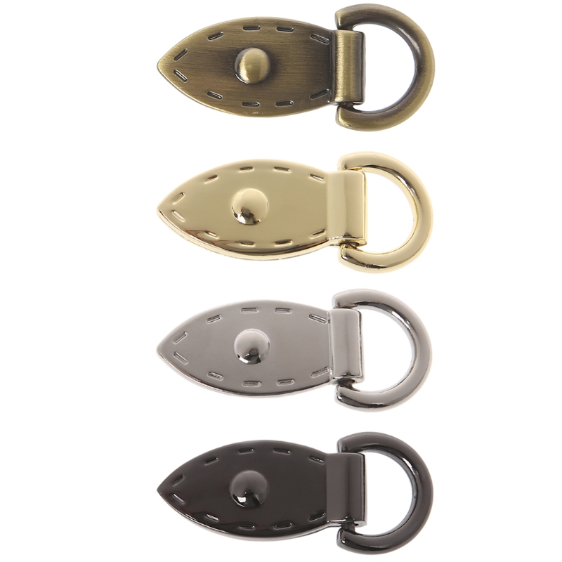 Purse-Parts-Accessories Handbag Strap Dog-Chain-Hooks Clasp Replacement Keyring Metal title=