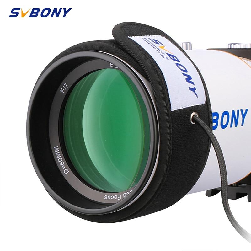 SVBONY SV172 DV 5V Telescopes Camera DSLR Lens Dew Heater Strip Linear temperature control 32 40 48cm D 4 5 6 inch  Dew Heater