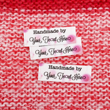 98pcs Custom Ironing Labels,  Personalized Brand , Logo or Text, Clothing Labels, iron on, Printing Labels (TB3243) 50 nifty iron on quilt labels
