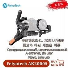 FeiyuTech Chính Thức AK2000S DSLR Ổn Định 3 Trục Camera Gimbal Ổn Định Có Thể Gấp Lại Được Phát Hành Đĩa Cho Canon Sony Panasonic