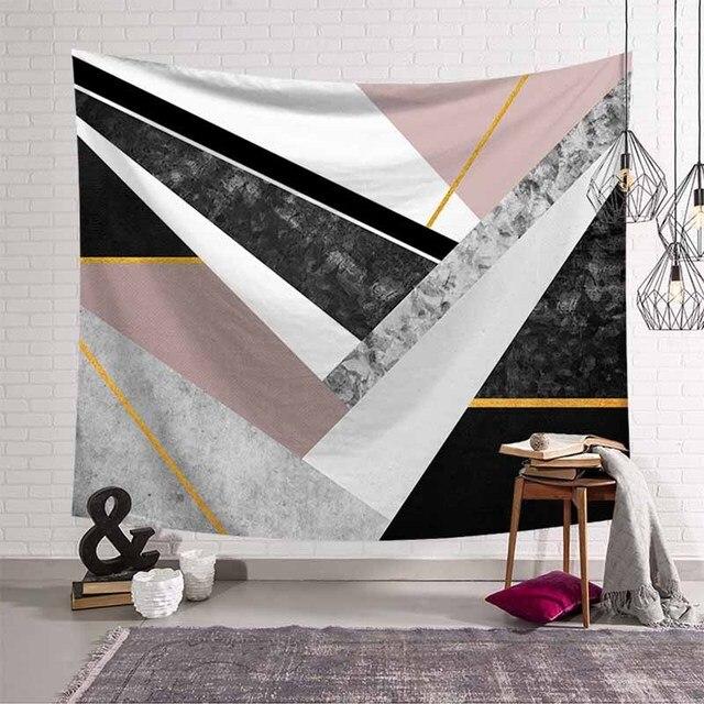 Nebuloso floresta tapeçaria parede pendurado casa dormitório decoração simples série hippie tapeçaria pano de fundo arte toalha de mesa pano de praia