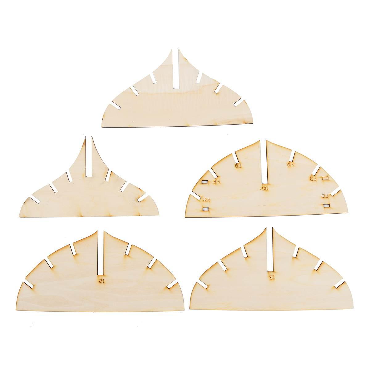 DIY Handgemaakte Montage Schip Voor HMS Bellona 1/48 Schaal Houten Craft Slagschip Model Kits Huishoudelijke Ornamenten Decoratie Gift - 5