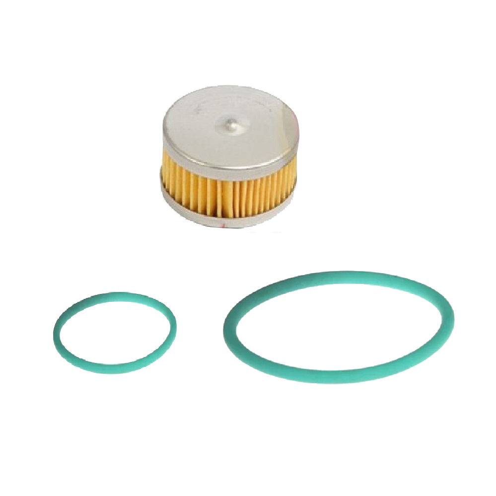 SET Gas FILTER TOMASETTO AT07 AT09 + O-Ring Seal