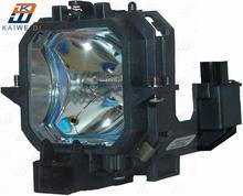 עבור ELPLP27/V13H010L27 מנורת מקרן עבור Epson EMP 54 EMP 74 EMP 74L PowerLite 54c EMP 54c V11H137020 EMP 74c EMP 75