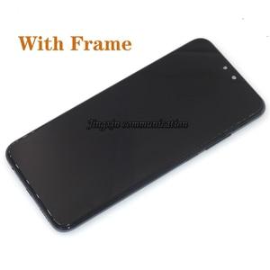 Image 5 - Oryginalny dla Huawei Y9 2019 wyświetlacz LCD z ekranem dotykowym digitizer zgromadzenie dla Y9 (2019 ) JKM LX1 LX2 LCD z ramą naprawy części