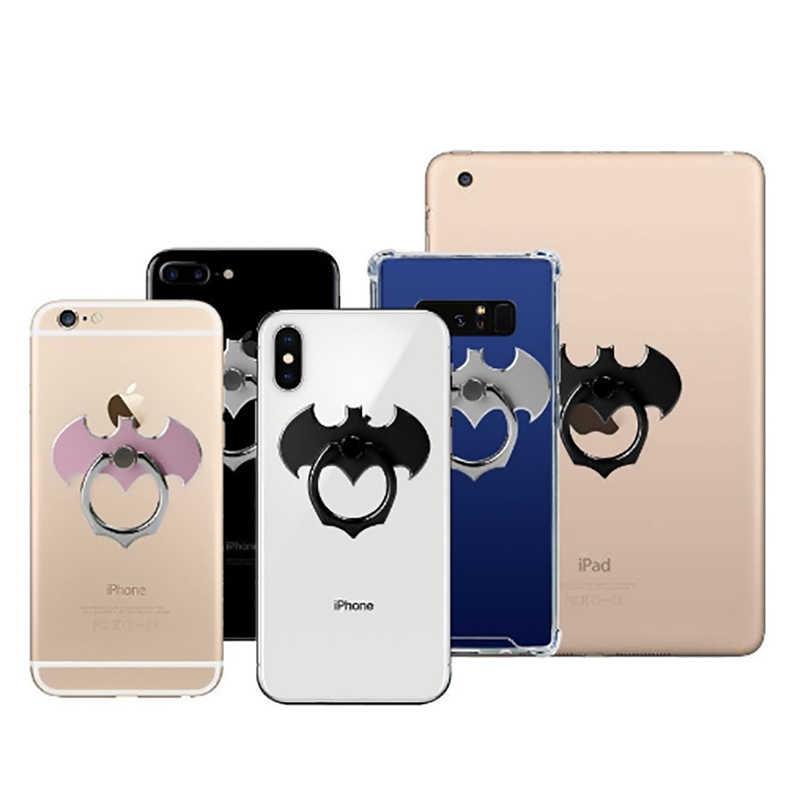 Soporte de teléfono con giro de 360 grados y murciélago, anillo para teléfono móvil, soporte para todos los teléfonos inteligentes iPhone 7, 8, 6, 6s Plus de Xiaomi