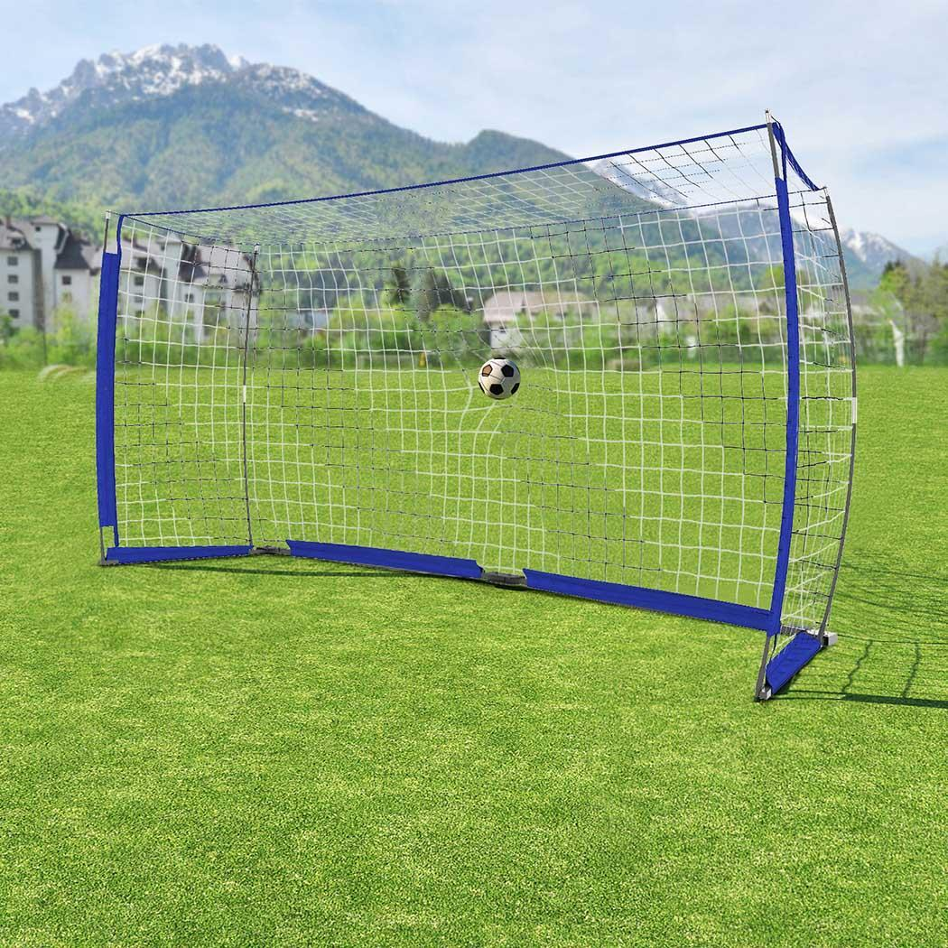 Portable Football Net For Soccer Goal Post Junior Sports Training 12ft X 6ft Football Net Soccer Net Sports Products