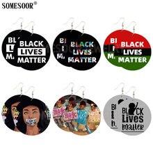 Ювелирные изделия somesoor со слоганом «черная живая материя»
