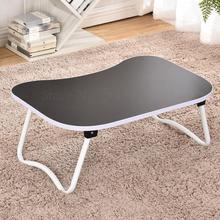 Стол для ноутбука Простая кровать со складным ленивым столом студенческий колледж общежития простой современный кабинет маленький стол