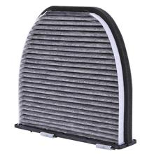Car Cabin Air Filter Car Pollen Dust Dirt Removal Activated Carbon Cooling System for Mercedes-Benz W204 W212 2128300318