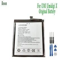 Roson Voor Umi Umidigi X Batterij 4150Mah 100% Nieuwe Vervangende Onderdelen Telefoon Accessoire Accu Met Gereedschap