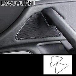 System sterowania samochodem puchar biegów kierownica dekoracyjne do wnętrza Auto jasne cekiny modyfikacji listwy 18 19 dla Audi A7 Naklejki samochodowe    -