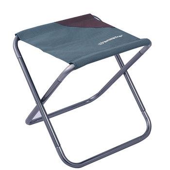Odkryty aluminiowy przenośny składany stołek pociąg Mazar wypoczynek camping krzesło wędkarskie student stołek duży tanie i dobre opinie Sandy Rose Brown dark green 30*30*26cm Aluminum alloy folding chairs