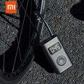 Xiaomi Mijia умный портативный цифровой датчик давления в шинах электрический насос для Мопед мотоцикл автомобиль футбол