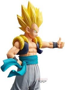 "Image 4 - Banpresto résolution de soldats Grandista Vol.9 Collection de figurines GOTENKS de ""Dragon Ball Z"", 100% originale"