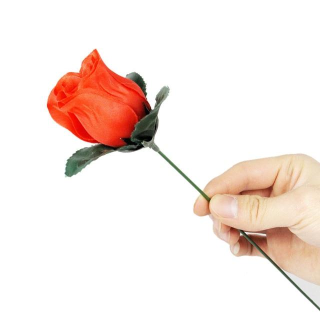 Tour de magie Rose amusant présent Torches changement Roses tours de magie nouveauté Surprise blague mystique amusant jouet