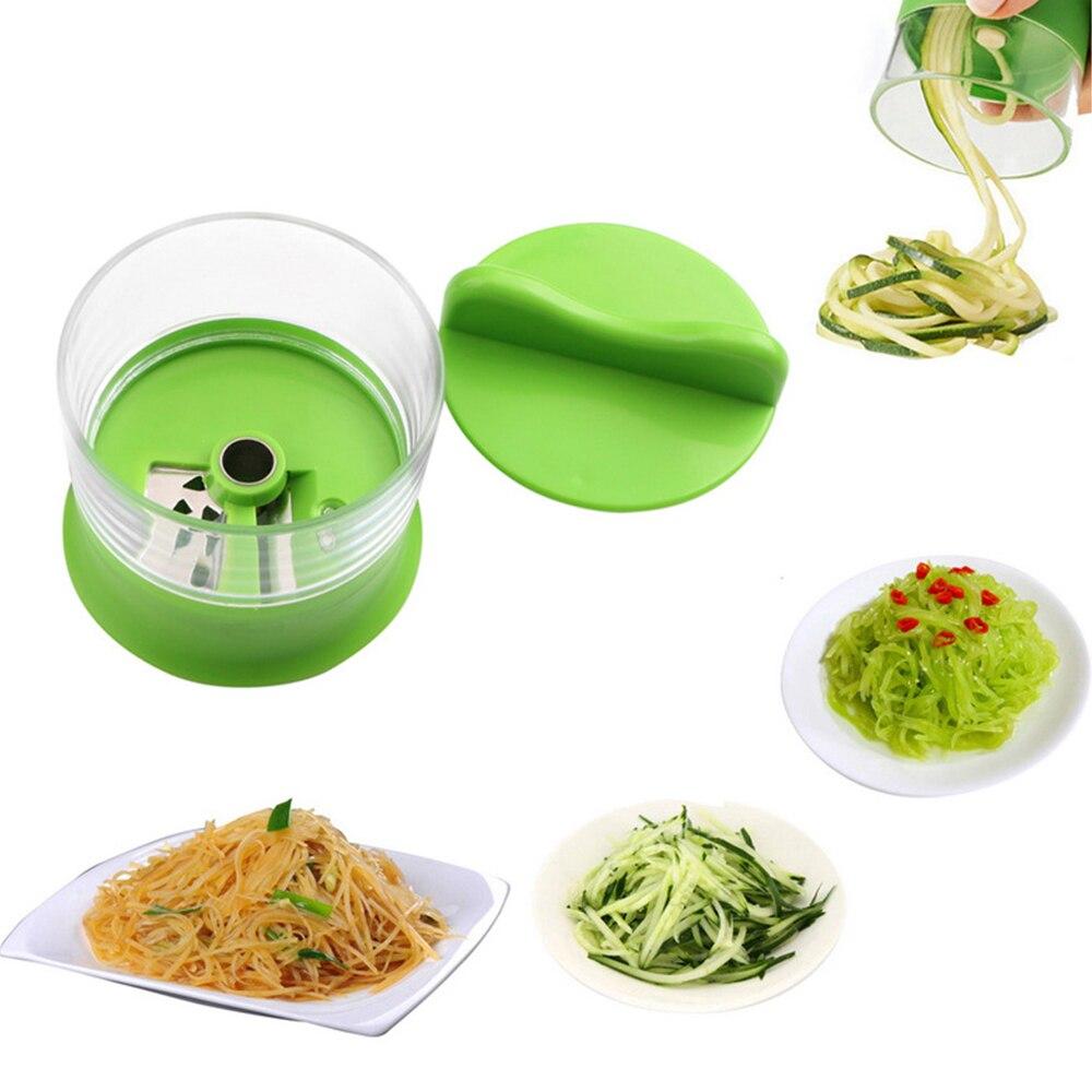 Vegetable Fruit Spiral Slicer 1