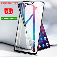 5D 9H Screen Protector for Xiaomi Redmi Note 7 Pro Tempered Glass On Phone Protective Film 6A