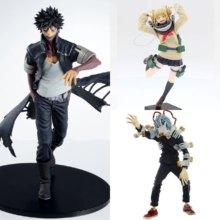 My Hero Academia Boku no Hero Academia Dabi Tomura Himiko, możesz o nich Toga pcv figurka Midoriya Fighter zbieraj prezent 19cm