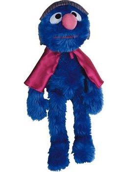 TEDDY TRIKI neighborhoods Cookie Monster Sesame Street 60 CM