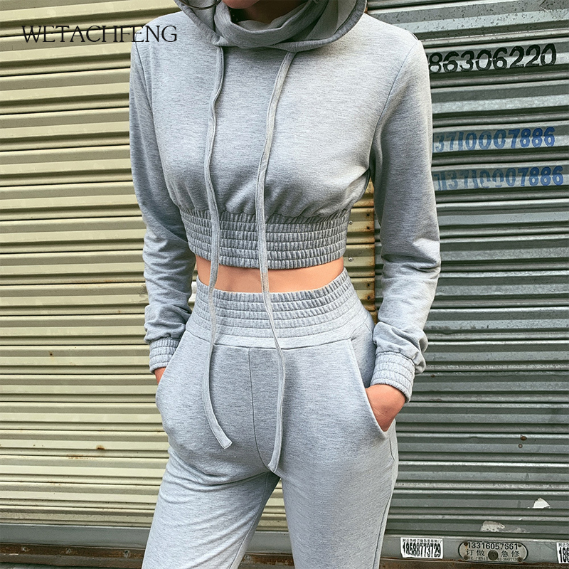 Womens Sport Two Piece Outfits Tie Dyed Print Hoodie Crop Top Drawstring High Waist Short Pants Tracksuit