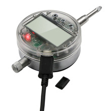 цена на LED Dial indicator 0-25.4mm 0-12.7mm Electronic Micrometer 0.01mm Digital Micrometro Dial Indicator Depth Measuring Tools