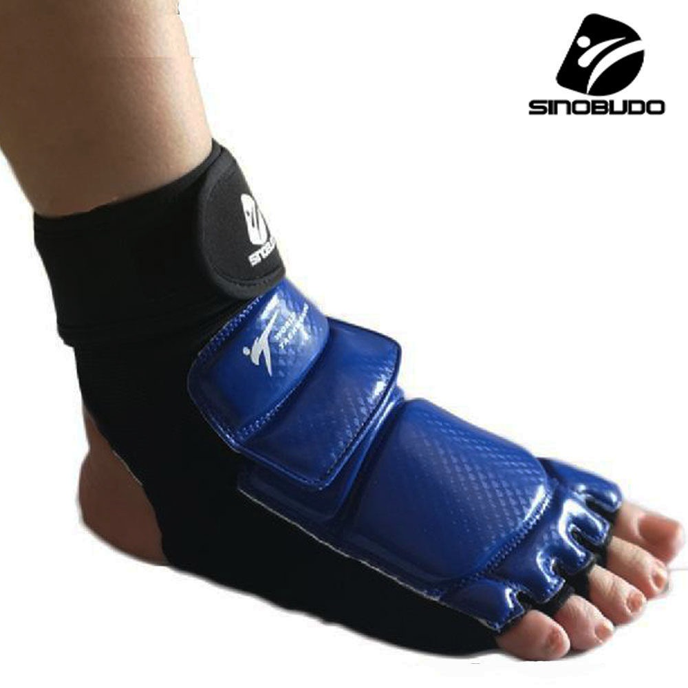 tornozelo suporte de combate guarda pé kickboxing