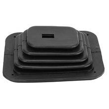 Автомобильный пылезащитный чехол переключатель резиновый с хромированной