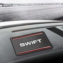 1pcs Auto Car Phone Holder non slip Pad Dashboard Sticky Pad Non Slip Mat For Suzuki