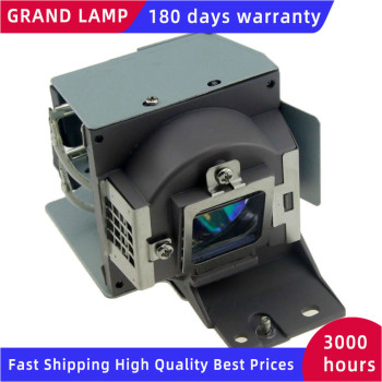 Replacement projector lamp with housing 5J.J8G05.001 For Benq MX618ST with 180days warranty цена 2017