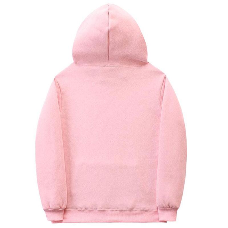 Fashion streetwear Hoodie Sweatshirt Multiple Colour Men Women Hoodies Pullover 2