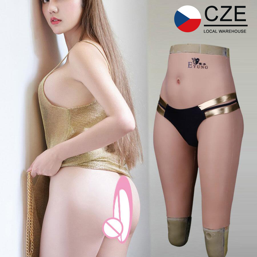 S Size Gay Fake Vagina Underwear Control Panty Insert Padded Panties False Pussy For Drag Queen Shemale Crossdresser Transgender