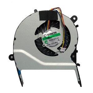 Laptop ventilador de Refrigeração Para SUNON Asus X455CC K555 W419L W519L R556L R557L Y583L K555L VM590L X555LJ X554L X554LD ventilador CPU