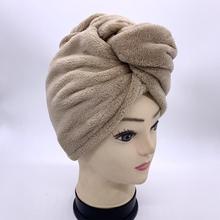 Прямая поставка, волшебное полотенце для сушки волос, быстросохнущее полотенце, банное полотенце, шапка, быстрая Шапка-тюрбан, сухое волшебное полотенце для сушки волос, Прямая поставка