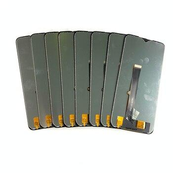 Перейти на Алиэкспресс и купить 5 шт. ЖК-дисплей для Motorola Moto G8 Play XT2015 XT2015-2 ЖК-дисплей сенсорный экран дигитайзер стекло сборка для Moto G8 Play