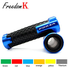 Для Honda FORZA300 FORZA250 FORZA 300 FORZA 250 MF08 MF 08 мотоциклетные ручки 7/8 дюйма 22 мм CNC ручки рукоятка