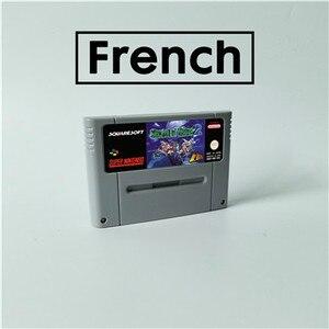 Image 2 - Geheim Van Mana 2 Rpg Game Card Eur Versie Engels Taal Batterij Besparen