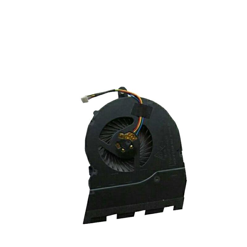 Ventilador portátil ventilador para Dell inspiron 15G 5565G 5567 17-5767 CN-0789DY DFS481305MC0T FJ0D 15G P66F 17-5000 FN0565-A1033L2AL