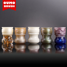 OUMO גדול קידום ייחודי oumo שמנמן גילוח מברשת ידית