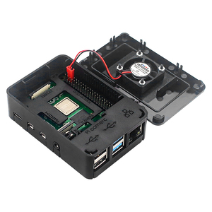 Image 2 - Raspberry Pi 4 Model B Game Kit 8GB + 2.4Ghz Wireless Gamepads + 64G 32G SD Card + Case + Switch Power Supply + Fan + HDMI Cable