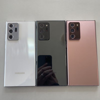 "Original Samsung Galaxy Note20 Ultra 5G N986U1【98% New】N986U 5G Cellphones 6.9"" 12GB RAM 128GB ROM NFC Snapdragon 12+12+108MP 2"