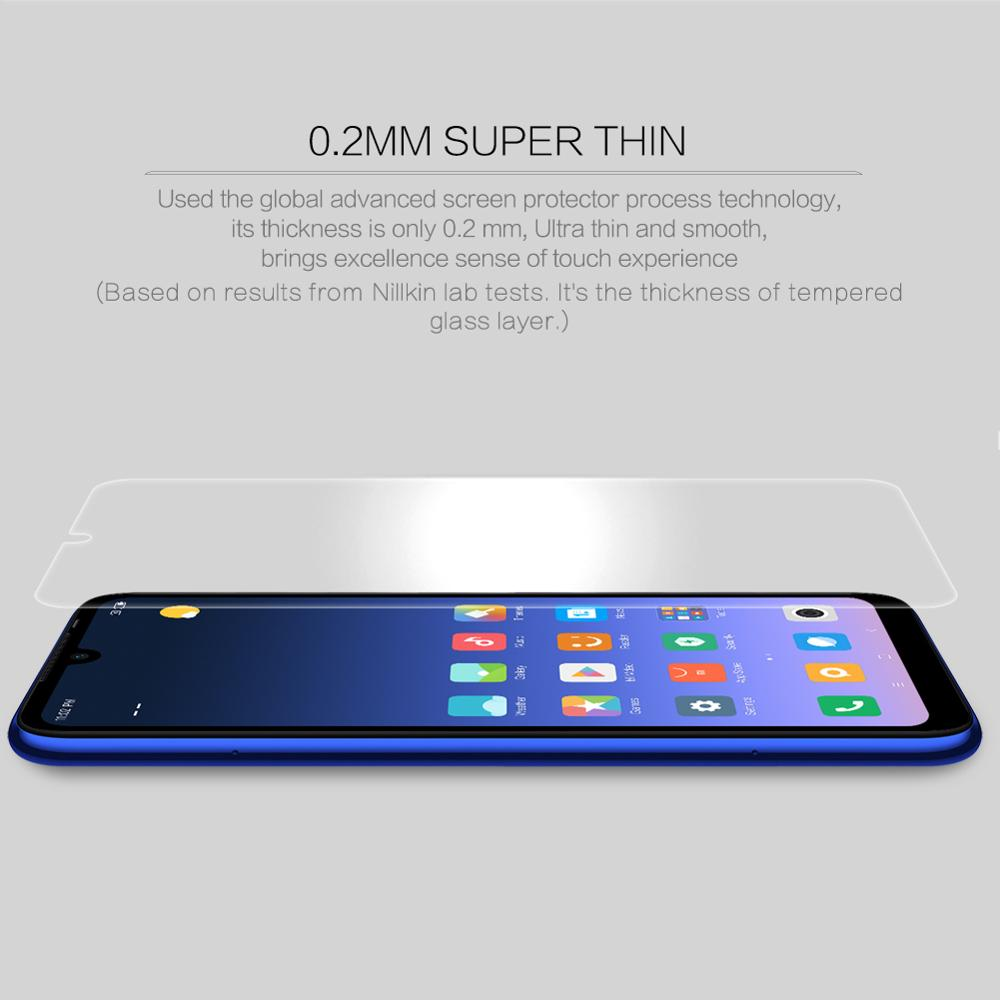 Nillkin for Xiaomi Redmi Note 8 7 6 5 Pro Tempered Glass Screen Protector 9H Hard Glass on Redmi Note8 Note7 Note6 Note5 Pro in Phone Screen Protectors from Cellphones Telecommunications