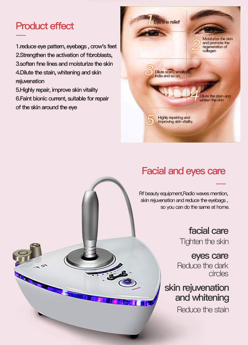 Radio Frequency Beauty Care Massager