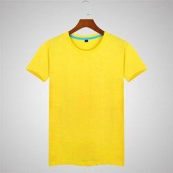 3392-rundhals t-shirt männlichen lose baumwolle jugend trend T-shirt