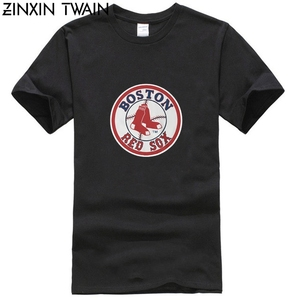 red sox T shirt boston redsox(China)