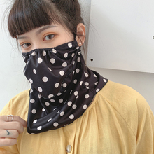 Fashion Protection Masks Scarves Ear-Hanging Shawls Various Styles Face Headdresses Accessories